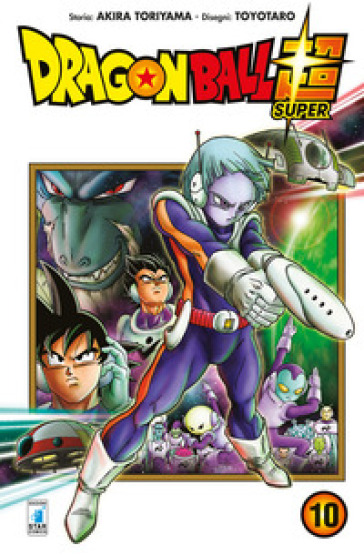 Dragon Ball Super. 10.