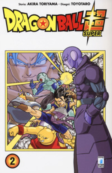 Dragon Ball Super. 2. - Akira Toriyama | Thecosgala.com