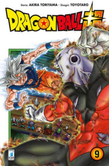 Dragon Ball Super. 9.