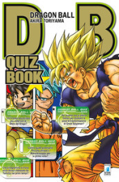 Dragon Ball quiz book. Con Poster