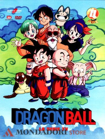 Dragon Ball - La serie TV - Box 04 Episodi 61-80 (5 DVD)