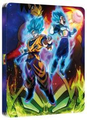 Dragon ball super - Broly (Blu-Ray)(ultra limited edition) (+5 special cards) (steelbook)