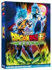 Dragon ball super - Broly (Blu-Ray)(limited edition) (+5 special cards)