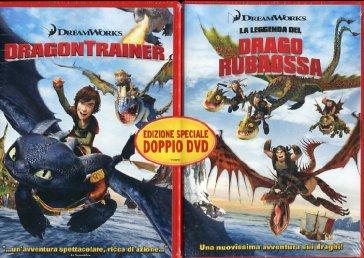 Dragon trainer la leggenda del drago rubaossa dvd edizione