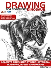 Drawing For Beginners (Dinosaur)