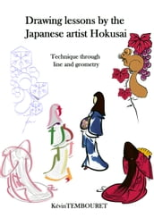 Drawing lessons by the Japanese artist Hokusai