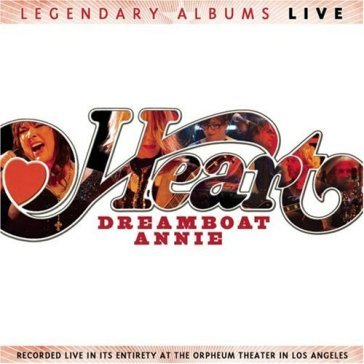 Dreamboat annie =live=