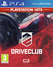 DriveClub PS Hits