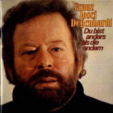 Franz Josef Degenhardt - Degenhardt Live