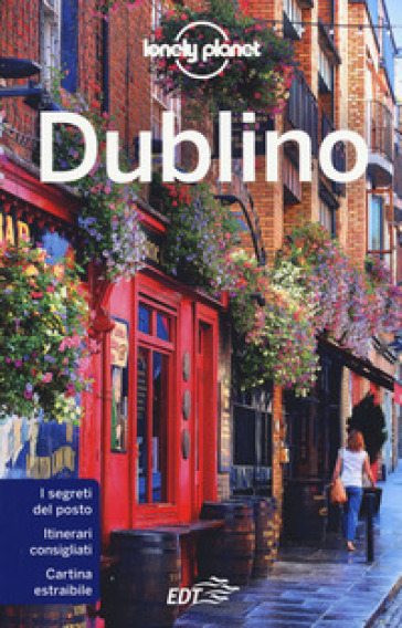 Dublino. Con carta estraibile - Fionn Davenport | Ericsfund.org