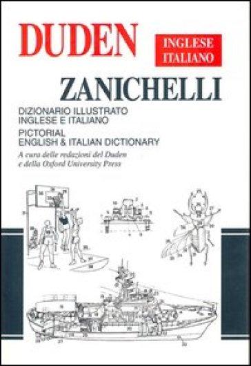 Duden dizionario illustrato inglese italiano pictorial for Traduzione da inglese a italiano