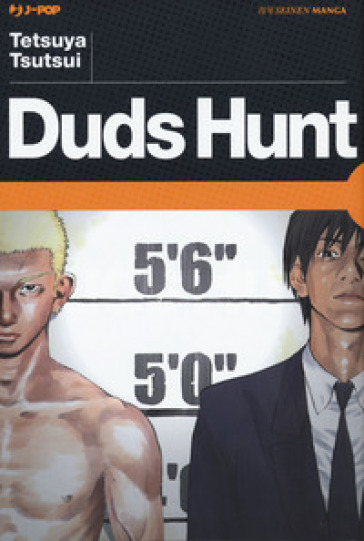 Duds Hunt - Tetsuya Tsutsui |