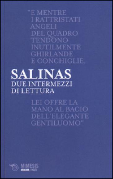 Due intermezzi di lettura. Testo spagnolo a fronte - Pedro Salinas | Kritjur.org