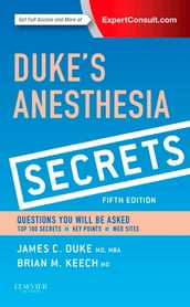 Duke s Anesthesia Secrets E-Book