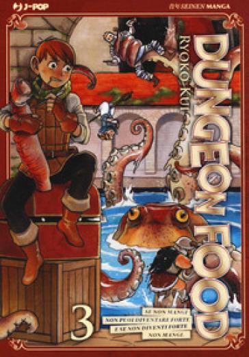Dungeon food. 3. - Ryoko Kui | Thecosgala.com
