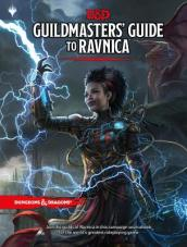 Dungeons & Dragons Guildmasters  Guide to Ravnica / D&d/Magic: The Gathering Adventure Book and Campaign Setting