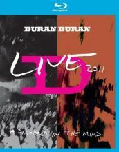 Duran Duran - A diamond in the mind - Live 2011 (3 Blu-Ray)(+DVD+CD) (edizione deluxe)