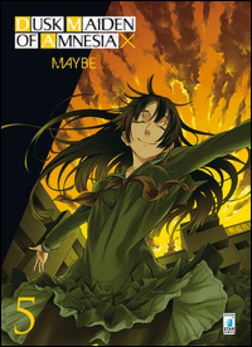Dusk maiden of amnesia. 5. - MAYBE  