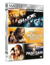 Dwayne Johnson Master Collection (3 Dvd)