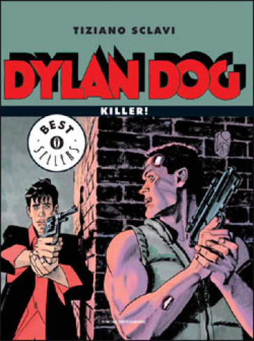 Dylan Dog. Killer!