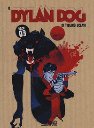 Dylan Dog. Pack. 3. - Tiziano Sclavi | Ericsfund.org