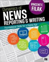 Dynamics of News Reporting and Writing