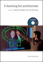E-learning for architecture. Con DVD