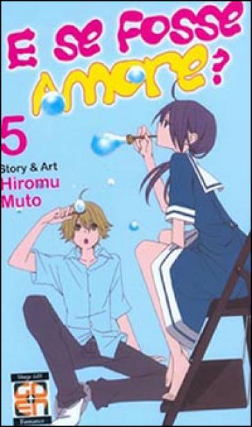 E se fosse amore?. 5. - Hiroumi Muto   Kritjur.org