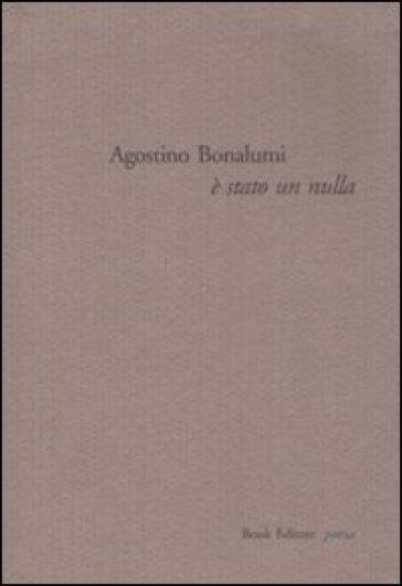E stato un nulla - Agostino Bonalumi  