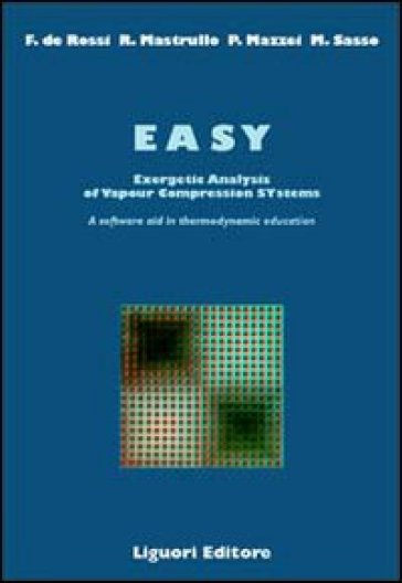 EASY: Energetic analysis of vapour compression systems. A software aid in the thermodynamic education
