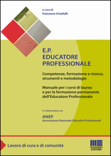 E.P. Educatore professionale - F. Crisafulli |