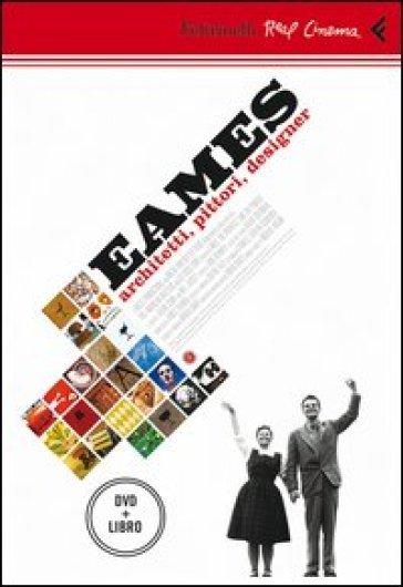 Eames: architetti, pittori, designer. Con DVD - Jason Cohn |