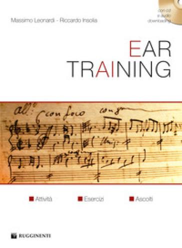 Ear training. Con CD-Audio - Massimo Leonardi | Jonathanterrington.com