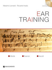 Ear training. Con CD-Audio