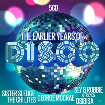 Earlier years of disco