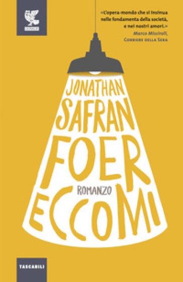 Eccomi - Jonathan Safran Foer | Kritjur.org