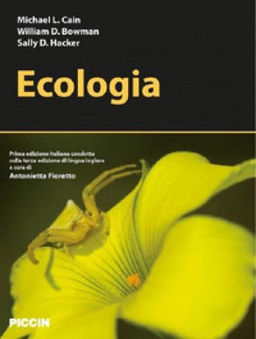 Ecologia - Michael L. Cain | Ericsfund.org