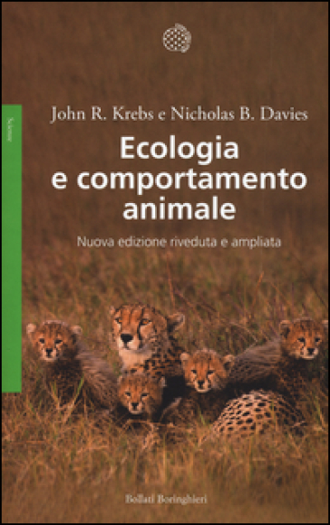 Ecologia e comportamento animale - John R. Krebs  