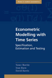 Econometric Modelling with Time Series