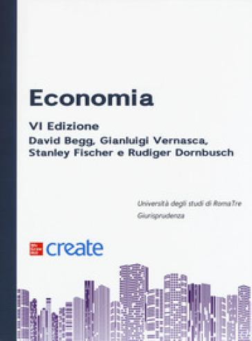 Economia - David Begg | Thecosgala.com