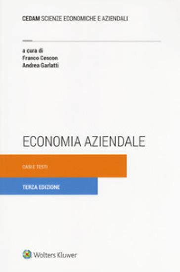 Economia aziendale. Casi e testi - F. Cescon | Thecosgala.com