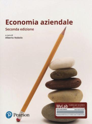 Economia aziendale. Ediz. mylab. Con Contenuto digitale per accesso on line - A. Nobolo | Thecosgala.com