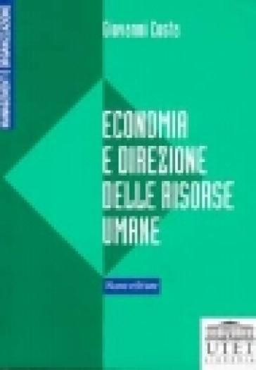 Economia e direzione delle risorse umane
