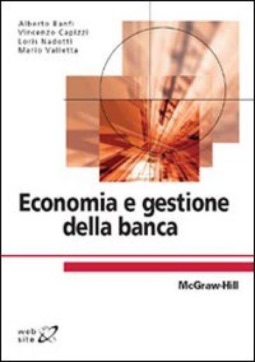 Economia e gestione della banca - Alberto Banfi | Thecosgala.com