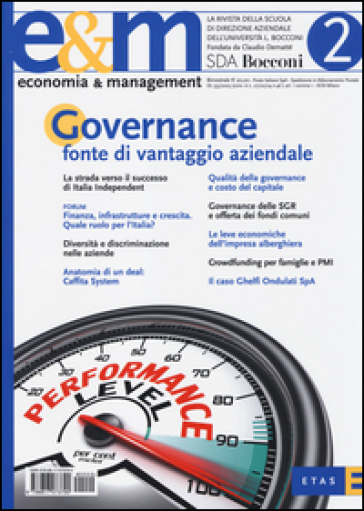 Economia & management. 2.