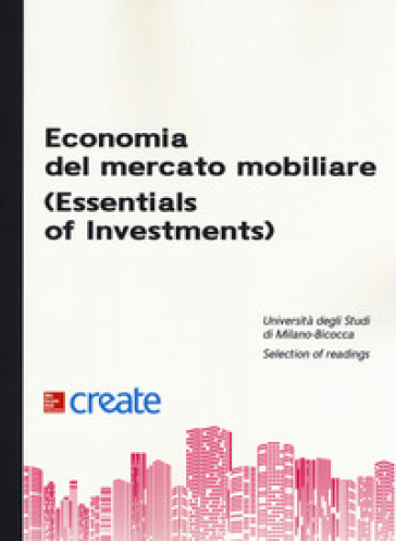 Economia del mercato mobiliare (Essentials of investiments). Con connect