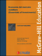 Economia del mercato mobiliare (Essentials of Investments)