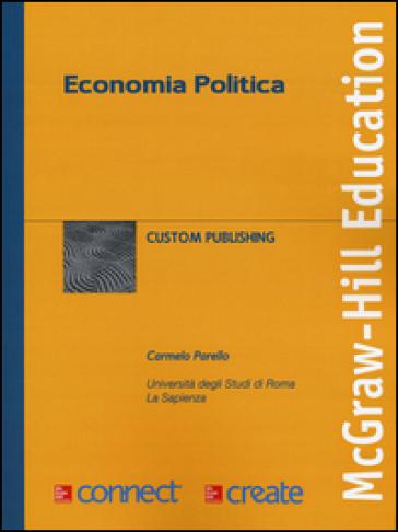 Economia politica. Con aggiornamento online - Carmelo P. Parello   Jonathanterrington.com