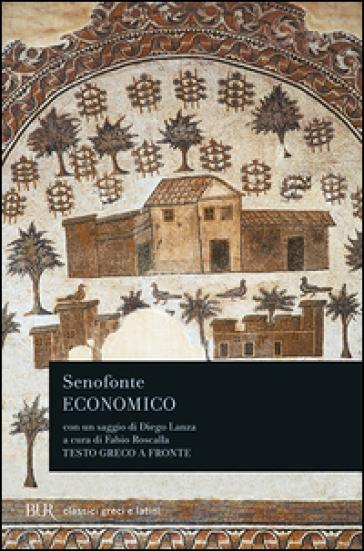 Economico - Senofonte   Kritjur.org