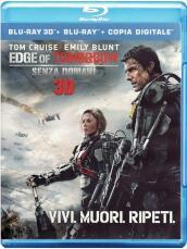 Edge Of Tomorrow - Senza Domani (3D) (Blu-Ray 3D)